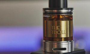 Wotofo The Troll RTA – компактный атомайзер и такой вкусный