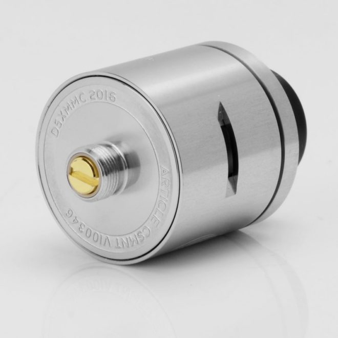 sjmy-csmnt-cosmonaut-style-rda-rebuildable-dripping-atomizer-silver-316-stainless-steel-24mm-diameter